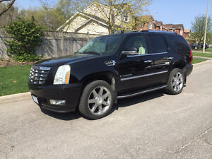 Cadillac Escalade 2007 In Perfect Condition