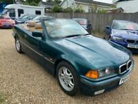 1997 BMW 3 Series 323I Auto Convertible Petrol Automatic