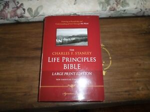 BIBLE Charles Stanlley Life Principles