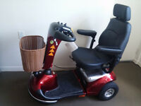 Brand New Shoprider Deluxe mobility scooter