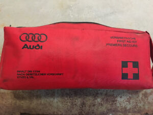 Volvo first aid kit