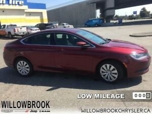 2016 Chrysler 200 LX  - Low Mileage
