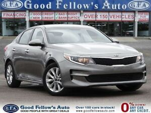 2017 Kia Optima LX PLUS MODEL, REARVIEW CAMERA, HEATED&POWER SEA