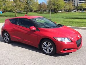 2012 Honda CRZ hybrid.. Low km.. mint condition..1owner