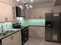 Custom Kitchen Cabinets. Factory Price! CALL NOW