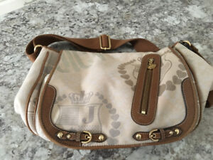 Authentic Juicy Couture handbag and wallet