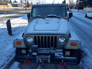 Jeep for sale.