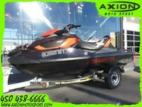 2011 Sea-Doo RXTX 260 AS SUSPENSION AJUSTABLE !!! 53,78$/SEMAINE