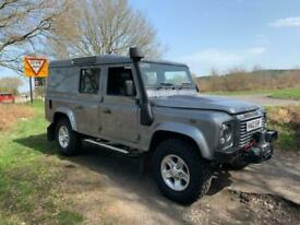 2012 LAND ROVER DEFENDER 2.2 TDCI XS UTILITY