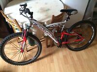 Falcon Apex Mountain Bike
