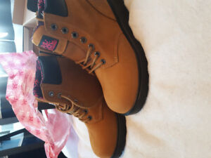 Womens Steel Toed Boots