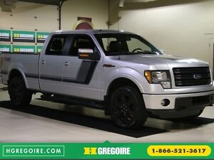 2014 Ford F150 FX4 4WD AUTO A/C CUIR MAGS BLUETOOTH