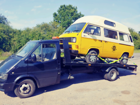Vehicle recovery / transportation available