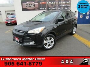2015 Ford Escape SE  4X4 NAVIGATION LEATHER ROOF HEATED SEATS