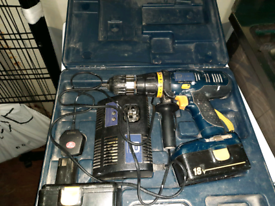 Cordless drill ( spare and repairs)