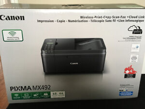 Canon MX452-NEW IN BOX-no ink cartridges.......Georgetown....