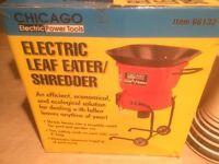 Chicago - Electric Leaf Eater / Shredder