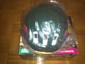 Vintage 1992 Brand New Adults Bike Helmet with Box