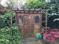 Small Summer House Style Shed