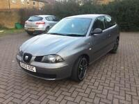 2002 Seat Ibiza 1.2 S + Low Mileage 69K and Full MOT 10/01/2018