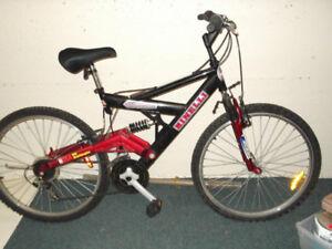 Vélo de montagne Minelli