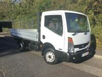 Nissan Cabstar Dropside 2.5dCi 120SWB 34.12**1 OWNER**LOW MILES**