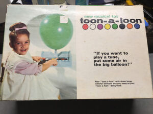 Musical Toy - Toon-a-loon (Vintage)