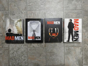 MAD MEN seasons 1 - 4 for sale! $10 ea or ALL for $25