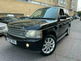 image for 2006 Land Rover Range Rover V8 SUPERCHARGED Auto ESTATE Petrol Automatic