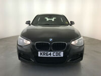 2014 64 BMW 118D M SPORT HATCHBACK DIESEL 1 OWNER BMW SERVICE HISTORY FINANCE PX