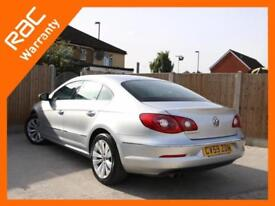 2009 Volkswagen Passat 2.0 TDI Turbo Diesel GT 4 Door Coupe DSG 6 Speed Auto Ful