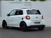 smart forfour NIGHT SKY PRIME SPORT PREMIUM (white) 2017-06-06