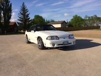 1991 Mustang GT Cobra USA vehicle Safetied