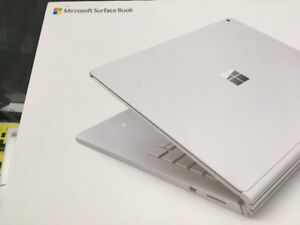 MICROSOFT SURFACE BOOK LAPTOP FOR $1399