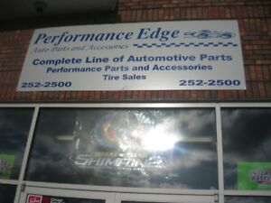 Your Sackville and area automotive accessory STORE!!