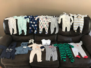 BABY CLOTHES - For Sale - Some gently used and some NEW