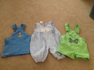 Lot of 31 pieces of girl's clothes size 12 months, Spring/Summer Kitchener / Waterloo Kitchener Area image 4