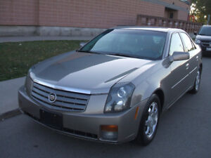 2004 Cadillac CTS - Luxury, Super Clean