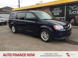 2014 Dodge Grand Caravan RENT TO OWN INHOUSE FINANCING CALL