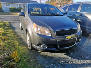 2010 Aveo. LOW KMS! No Issues!