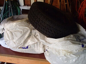 Snow tires, excellent condition with rims Kitchener / Waterloo Kitchener Area image 2