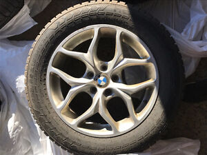 BMW 18 in. Winter Tire + Rims West Island Greater Montréal image 7