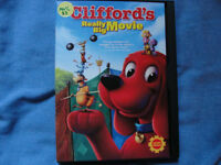 Clifford's Really Big Movie on DVD