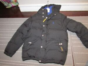 Boys age 8. Ralph Lauren Polo Sport Winter Jacket $15