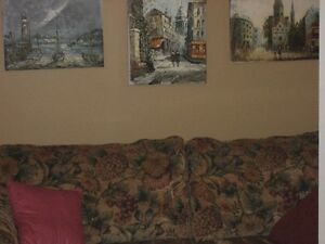 In Petty Harbour 2 Bedroom Furnished Apartment..
