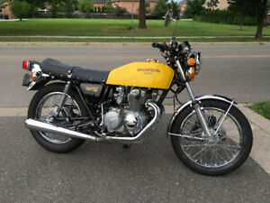 "1976 Honda CB 400f Super Sport  ""Sold pending pick up"""