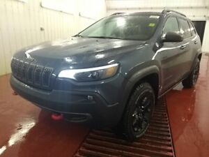 2019 Jeep Cherokee Trailhawk Elite  - Sunroof - $118.05 /Wk