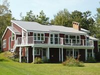 JUST REDUCED WATERFRONT WITH GREAT VIEW OF SHEDIAC