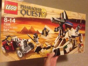 *Lego  Pharaoh's Quest - Rise of the Sphinx