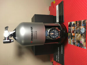 Brand New with Tag Citizen Pro-Master Eco-Drive Watch!
